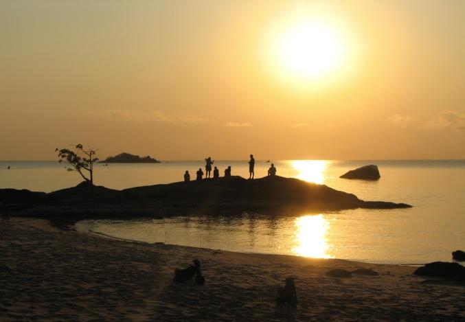 IMG_2056 Sunrise on the lake